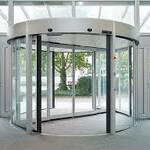 Revolving Door Entrances